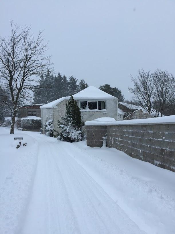 Craigton in Winter