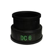 DC6 Densleeve Clay to UPVC Adaptor