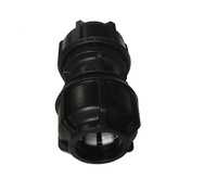 MDPE 25mm compression coupling